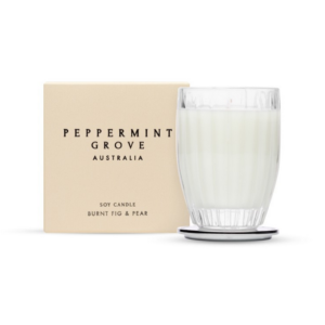 peppermint grove small candle