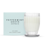 small peppermint grove candle