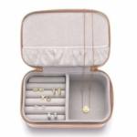 Mini Pink Jewellery Box