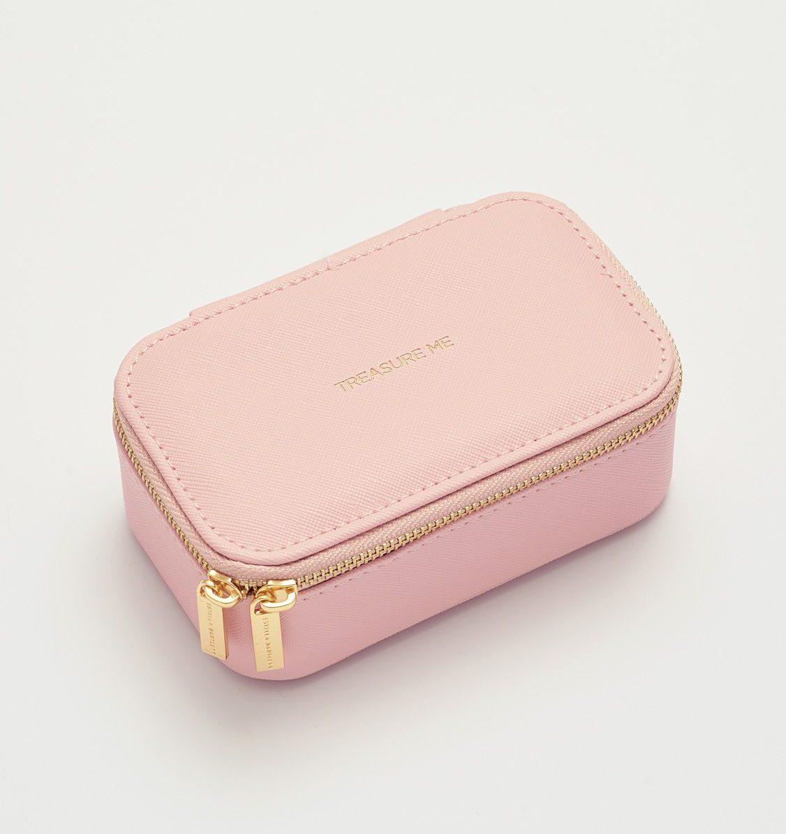pink jewllery box